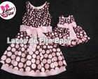 Vestido Me e Filha Balone