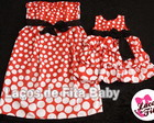 Vestido Minnie Tal me Tal filha