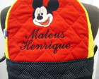Mochila Infantil Mickey Personalizada