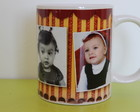 CANECA RESINADA PERSONALIZADA COM FOTO