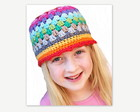 Gorro Infantil em Croch