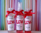Trio Love 2 - Spray,�leo Mass. e Espuma