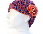 Gorro Belle poque Mescla Pronta Entrega