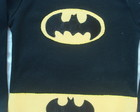 Body ou Camiseta  Batmancom cinto