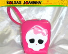 MONSTER HIGH CLUTCH PINK