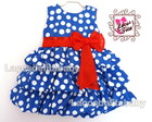 Vestido da Galinha Pintadinha