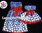 Vestido Me e Filha Galinha Pintadinha