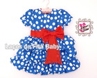Vestido Galinha Pintadinha Balone mangas