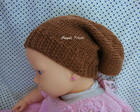 Gorro Ca�do 0 a 6 meses
