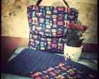 PORTA REFEI��ES-LUNCH BAG