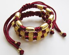 Conjunto Pulseira Tribal Thai - do