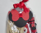 Kit da Minnie Vermelha