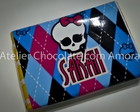 Pa�oquinha personalizada Monster High