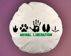 ALMOFADA REDONDA ANIMAL LIBERATION-93994