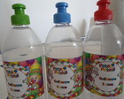 Squeezes personalizada 500ml