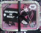 Marmita personalizada - Monster High