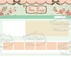 Vitrine Elo7 Love and Shabby (Vendido)