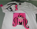 CAMISETA DA MONSTER HIGH