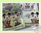 Revista+Giz Personalizado Mickey Safari