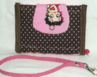 Mini Carteira BETTY BOOP ROSA II