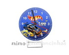 Rel�gio Mesa Hot Wheels