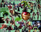 KIT SCRAPBOOK OS VINGADORES - FILME