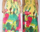 Maxi Dress Vestido Longo Estampado