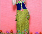 Maxi Dress Estampado Ver�o 2014