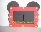 Porta-retrato Mickey e Minnie
