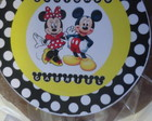 Pirulito de Alfajor - Mickey e Minnie
