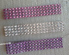 Gargantilha Pet Strass (10 un)