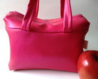 Lunch Bag Térmica M Ecocouro Pink