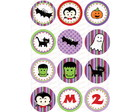 Mini Toppers Halloween Meninos