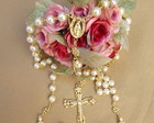 Rosary Wedding- Pearl Catholic II