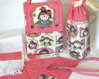 Kit2=lunch Bag T�rmica Menor-ENCOMENDE