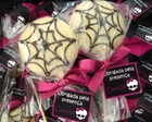 Pirulitos De Chocolate * Monster High
