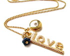 Colar Relic�rio Love - do