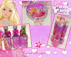 Kit De Personalizados Barbie