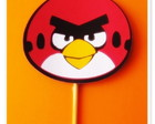 Palito Decorativo Angry Birds