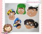 Aplique Turma do Chaves (15cm)