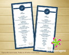 Menu | Card�pio - Formatura