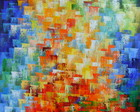 Abstrato Vertical 70x100 Cod 660
