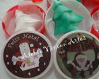 Latinhas mint to be com sabonete natal