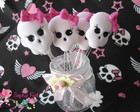 Colheres Decoradas Monster High