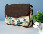 Mini Bag Floral Green