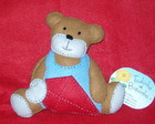 URSO PIPA CLARINHO - 20cm