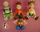 Personagens Toy Story