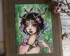 Aceo Little Wound - Impress�o Gicl�e