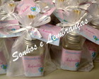 Mini Aromatizador 40ml - Organza e tag
