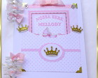 Album Bebe Scrap Di�rio Fotos Princesa B
